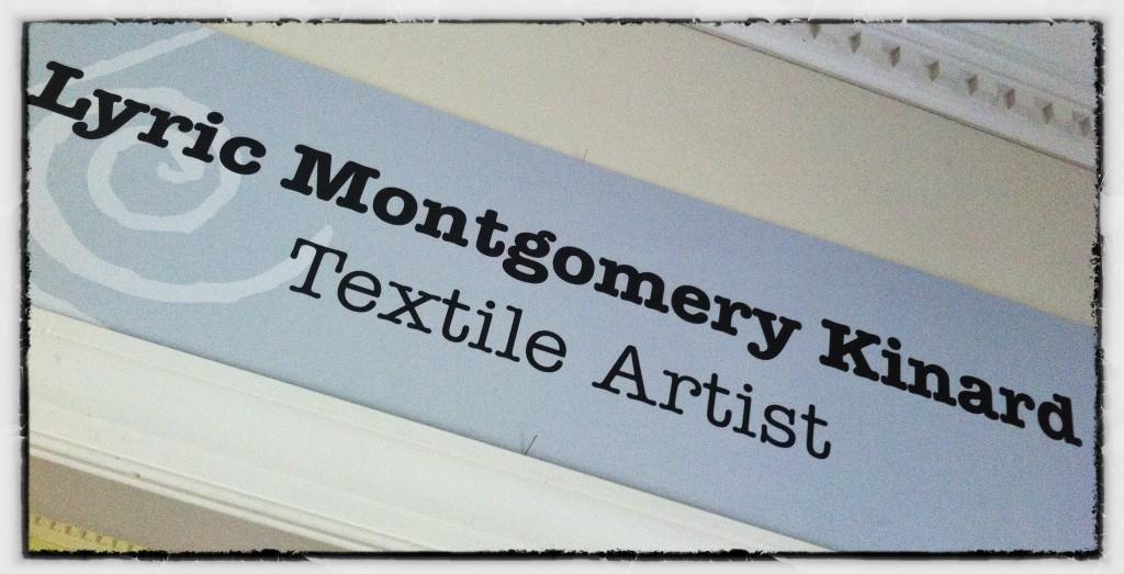 LMK textile artist