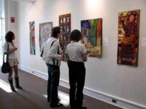 ARTQUILTS at the Durham Arts Center