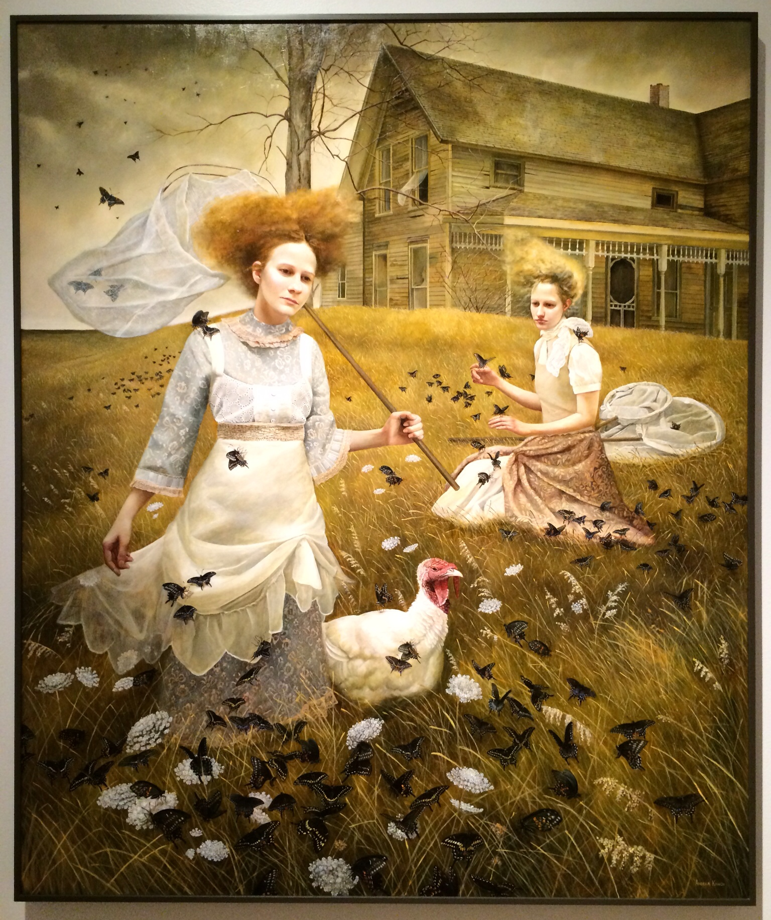 for your inspiration  andrea kowch  u2013 lyric art