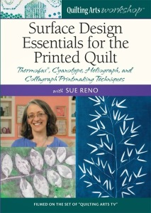 Surface Design Essentials for the Printed Quilt[3]