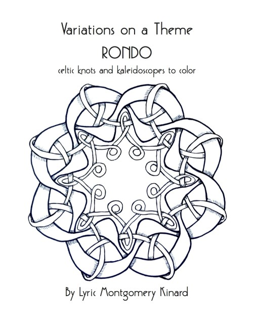 Lyric Art Coloring Pages Rondo