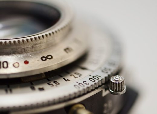 camera lens for photographing your art