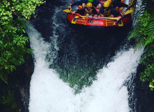 river rafting in rotorua