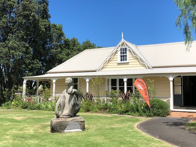Reyburn House Art Gallery, Whangarei
