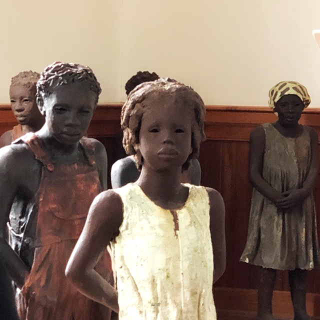 Whitney Plantation and Slave Museum
