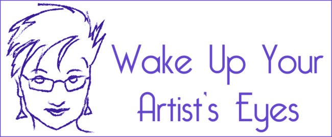 wake up your artist's eyes