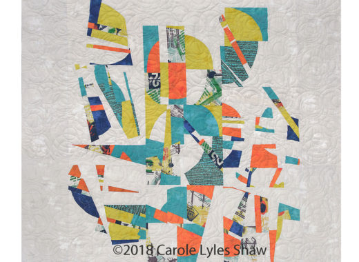 Modern Curves by Carole Lyles Shaw