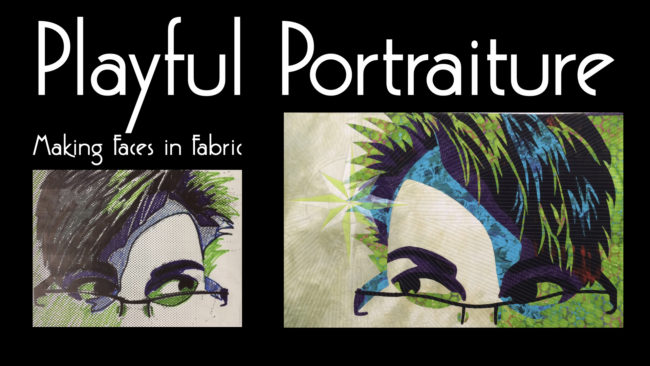 playful portraiture lecture